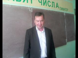Хор учителей 13 школы города Астаны
