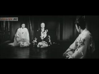 Черные кошки в бамбуковых зарослях / Yabu no naka no kuroneko