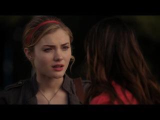 Девять жизней Хлои Кинг (Сезон 1, Серия 9) / The Nine Lives of Chloe King s01e09 [AXN Sci-Fi (Релиз NewStudio)]