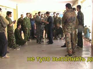 7.Система казачьего рукопашного боя (СКАРБ) (Фильм 4,часть 1)