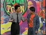 Gaki no Tsukai #398 (21.12.1997) — Memorizing foreigners names