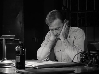 Марлон Брандо в фильме ''Дикарь'' / ''The Wild One'' (1953)