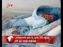Lənkəranda son üç ayda 250 oğlan, 204 qız uşağı doğulub