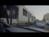 Ужас!!трамваем девушке отрезало ногу!!