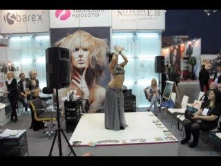 Тиана трайбл фьюжн фестиваль красоты Невские Берега 2013