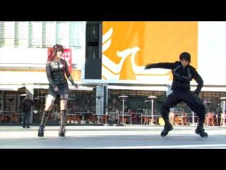 Mary Nine tank9 - Downtown EBM Dance Invasion