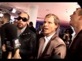 Kenza and Backstreet Boys, MTV EMA 2009
