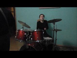 регентша за барабанами