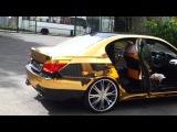 BMW M5 e60 - Black-n-Gold (HD)