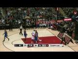 NBA 2013-2014 / Preseason / 21.10.2013 / New York Knicks @ Toronto Raptors 1/2