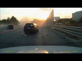 ДТП Mercedes-Benz Gelandewagen 2