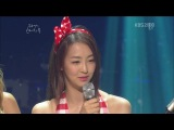 Loving U+Come on Over+Talk+Alone+So Cool at Yoo Hee Yeol's Sketchbook (120831)