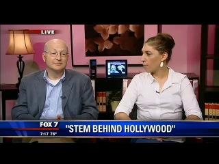 Good Day: Mayim talking to My Fox Austin