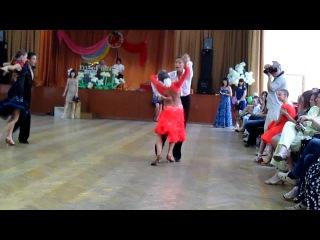турнир Латино-американская программа 4 танца Херсон:*