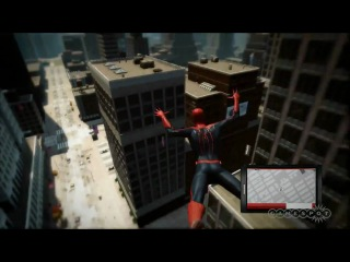 Swinging Into Action - The Amazing Spider-Man Gameplay