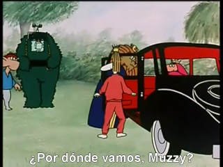 Muzzy Comes Back - 5 (subtitles)