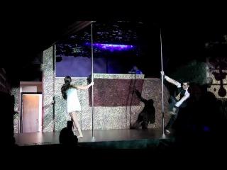 Дмитрий Замышляев с А-49. Отчетный концерт Diva 27.05.2012 Dazy & Devil