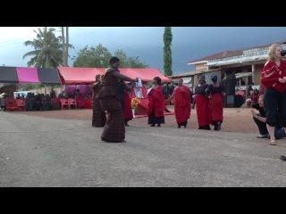 Традиционные похороны народа Ашанти. Гана. Африка.