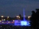 Поющие фонтаны Варшавы