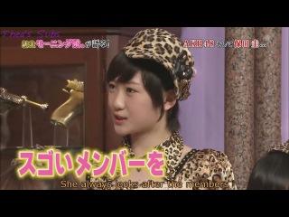 Morning Musume. Shabekuri 13-07-29 [ENG SUB]