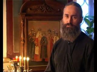 Монах Григорий об отроке Вячеславе Крашенинникове