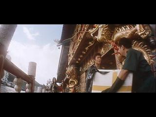 Спецназ нового поколения (2000). Фильмы по боевым искусствам.