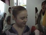 Подготовка и съемки клипа польской певицы Mandaryna - Stay Together 2 часть,самая маленькая там,Мила Сивацкая,ей 7 лет
