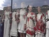 Буквоед.Витрина на Невском.13.10.12