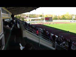 100 м с/б-Коля Предватирельный Чемпионат России 2012 Пенза