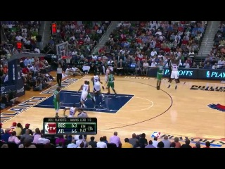 NBA Playoffs 2012 / East / 1st Round / Game 2 / 01.05.2012 / Boston Celtics vs. Atlanta Hawks 2