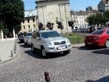 Прикраси на автомобілі у Львові