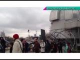 Видеорепортаж с премьеры фильма «Стартрек: Возмездие» в Москве от телеканала Ю(25 апреля, 2013)