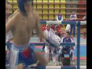 Рекламный промо-ролик к Чемпионату Рязанской области по кикбоксингу