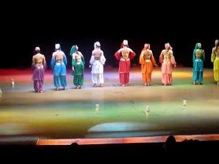 Тодес - любителям индийского танца