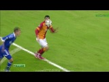 Галатасарай 1-0 Шальке. Гол Бурак Йилмаза(12)