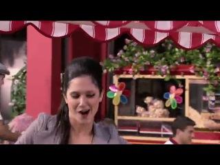 Франческа и Виолетта/песня - Junto a Ti