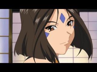 Моя богиня / Ah! My Goddess / Aa Megami-sama - 2 сезон 7 серия (Субтитры)