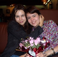 Анастасия Гаврилова, Чебоксары