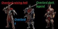 Overlord роза или елена