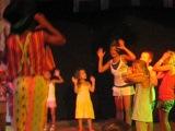 танец мишка Гумибер из Vita Park