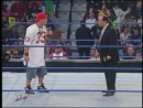 John Cena Paul Heyman Segment (WWE SmackDown 15/01/2004)