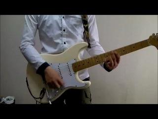 игра на соло гитаре песня Can do из аниме Баскетбол куроко