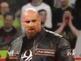 Bill Goldberg returns to face The Rock and John Cena on WWE RAW 2013 [FAKE]