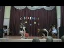 III смена 2012. Вожатский концерт танец Куклы