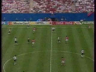 Чемпионат Мира 1994. Основная часть. 1/4 финала. Болгария - Германия