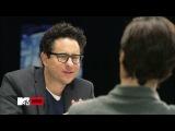 «MTV First»: интервью с актёрами фильма «Стартрек: Возмездие» (Часть 3)