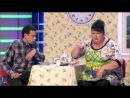Пятигорск  СТЭМ   КВН-2013 мама и сын делают домашнее задание
