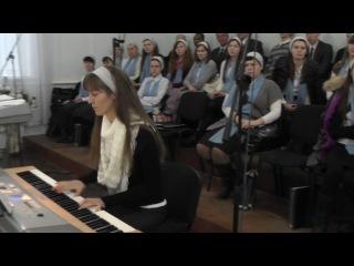 Синибабнова Ирина - Над страной, где под небом стоит Вифлеем 20,01,2013
