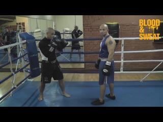 Мастер-класс по боксу - атака первым номером vfcnth-rkfcc gj ,jrce - fnfrf gthdsv yjvthjv