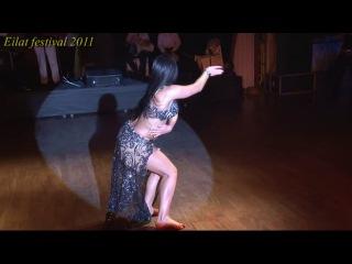 Сексуальный танец живота Алла Кушнир (Лейла)